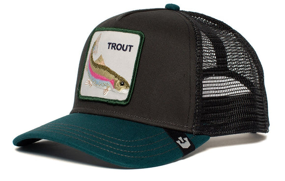 TROUT CAP - ANIMAL FARM