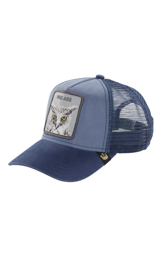 SMARTY PANTS OWL CAP - Animal Farm