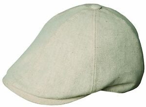 Stetson Classic Collection Linen Blend Ivy Cap