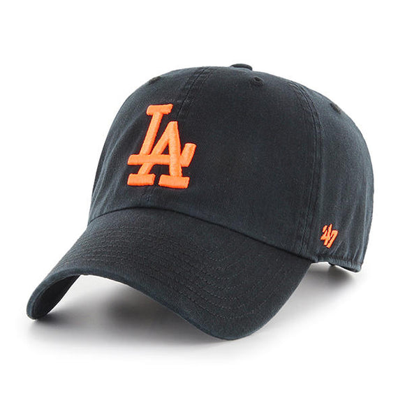 47 Brand Los Angeles Dodger Black Pop