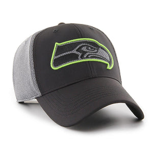 47 Brand Seattle Seahawks Black ARLO 47 MVP