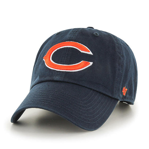 Chicago Bears Navy 47 Clean Up