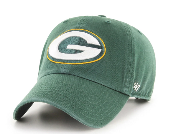 47 Brand Green Bay Packers 47 Fitted