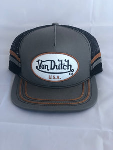 Von Dutch Hat - Logo Patch