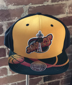 Mitchell & Ness - Seattle SuperSonics
