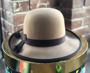 Bowler 2 1/4 flexible brim
