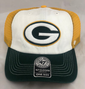 47 Brand Green Bay Packers McKinley Closer