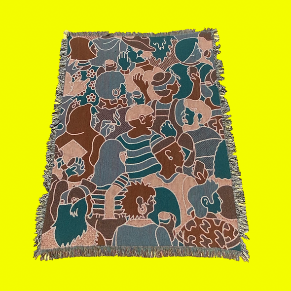 Unity Throw Blanket