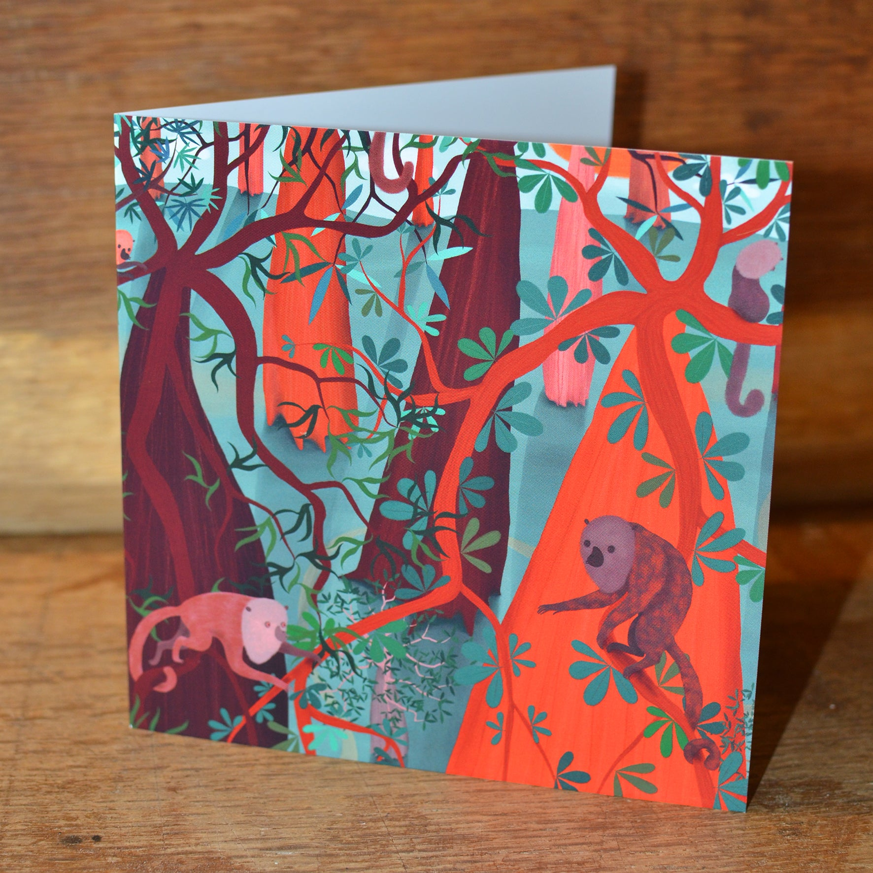 In The Canopy Card