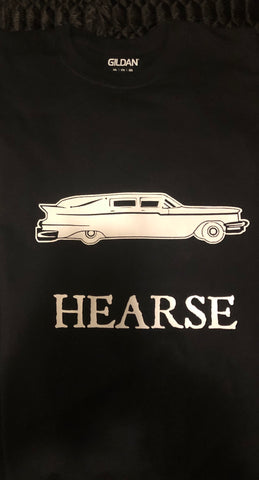 HEARSE ADULT T-SHIRT