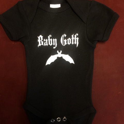 BABY CREEPER BABY GOTH