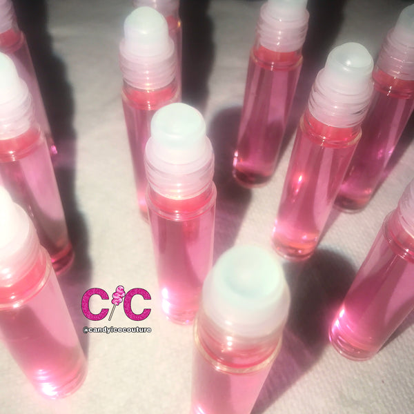 Bubble Gum Candy Roll Up Lip Oil