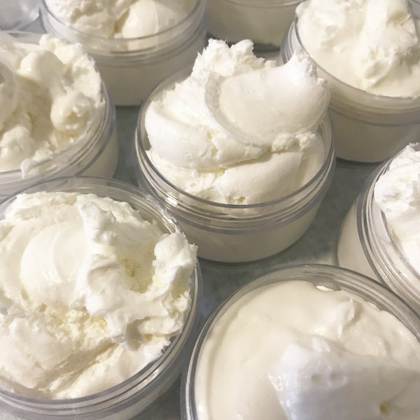 Mini Vanilla Whipped Body Butter