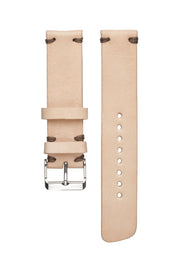 Light Reindeer Leather Strap