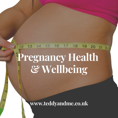 pregnancy health and wellbeing blog post by teddy and me