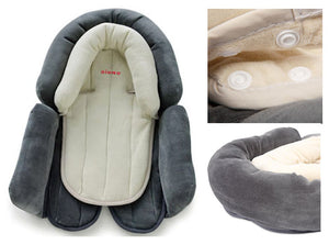 diono cuddle soft car seat insert and travel support