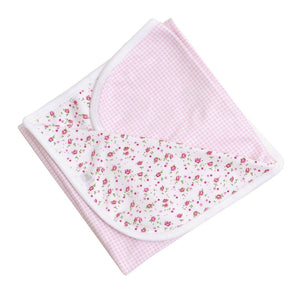 Rosie Posie Reversible Cuddle Wrap Newborn Plus