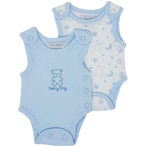 twin pack of sky easy access vests for a premature baby