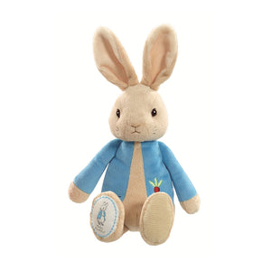 my first peter rabbit soft toy suitable from birth