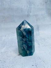 Load image into Gallery viewer, Rainbow Fluorite Tower 003