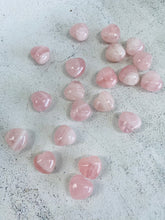 Load image into Gallery viewer, Rose Quartz Heart || Mini