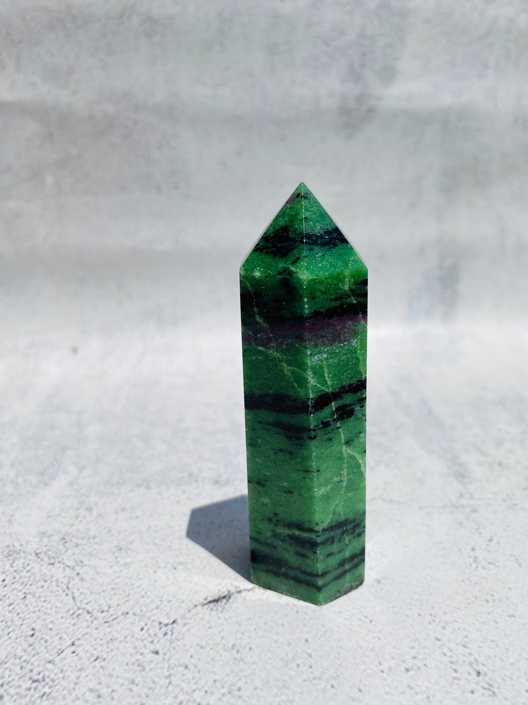 Ruby Zoisite Tower 002