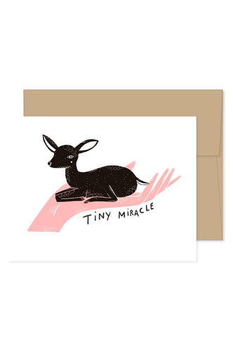Tiny Miracle Card- Individual