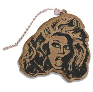 RuPaul Drag Ornament