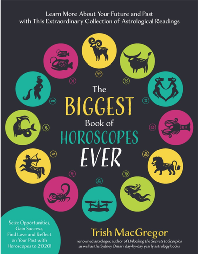 Biggest Book of Horoscopes Ever: Learn More About Your