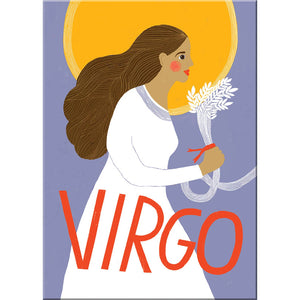 Lisa Congdon Virgo Magnet