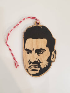 Daniel Levy Ornament