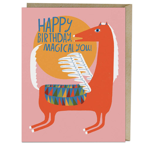 Magical You Birthday Card