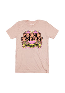 Magic in Her Heart Tee