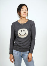 Load image into Gallery viewer, Happy Sweater - Grey