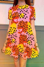 Load image into Gallery viewer, nooworks Molly Micotti Cat Dress