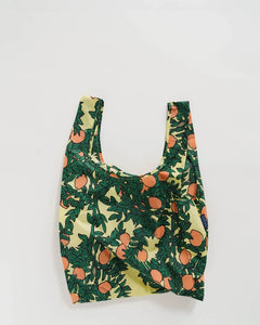 BAGGU Reusable Tote - Orange Tree