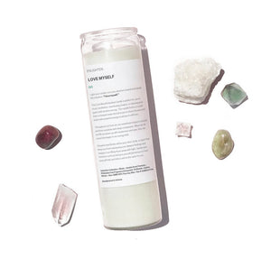 Personal Power Candle - 14oz Mantra