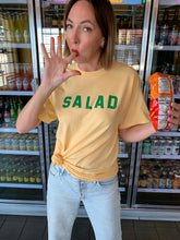 Load image into Gallery viewer, Salad Tee Shirt by Katie Kimmel