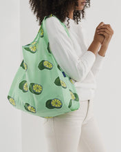 Load image into Gallery viewer, BAGGU Reusable Tote - Green Lime