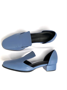 Songbird Cutout Loafer - Blue