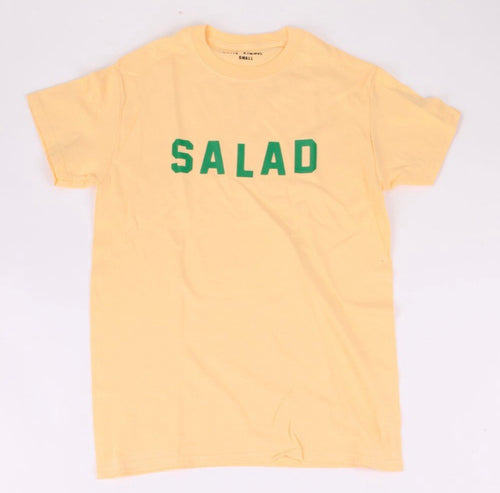 Salad Tee Shirt by Katie Kimmel