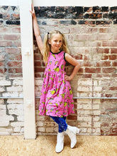 Load image into Gallery viewer, Nooworks Tiny Dancer Dress - Bananas