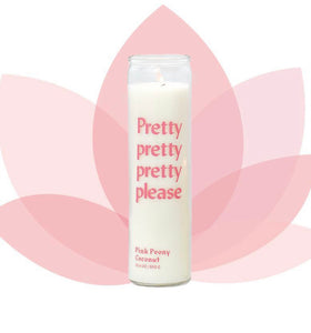 Pink Peony Coconut - Spark Candle Collection 10.6oz