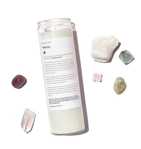 Truth Intention Candle - 14oz Mantra