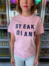 Load image into Gallery viewer, Steak Diane Tee Shirt by Katie Kimmel