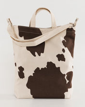 Load image into Gallery viewer, BAGGU Duck Bag - Brown Cow