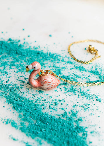 Flamingo - Necklace