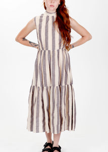 Tiered Dress in Stay A While