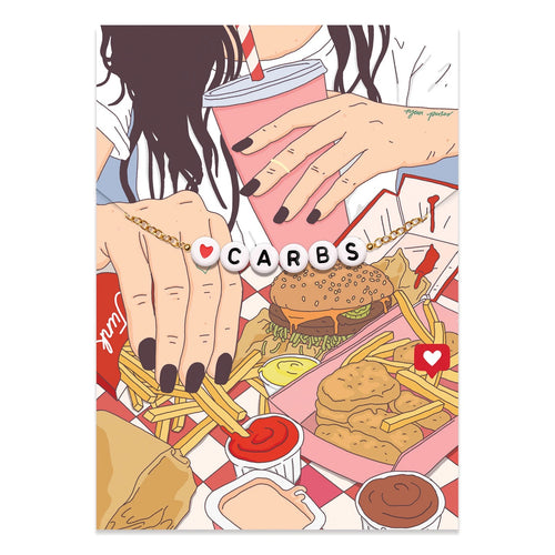 ♥️ Carbs Conversation Bracelet