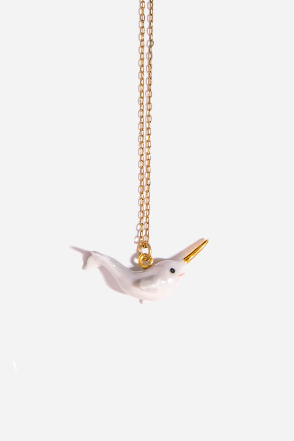 Narwhal - Necklace